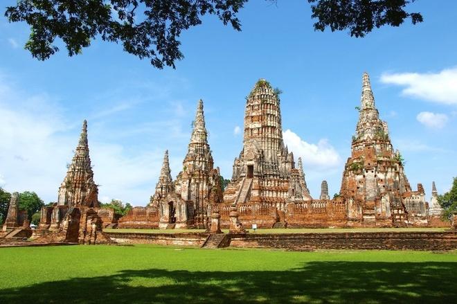 Thái Lan - Quê hương của những tượng Phật không đầu