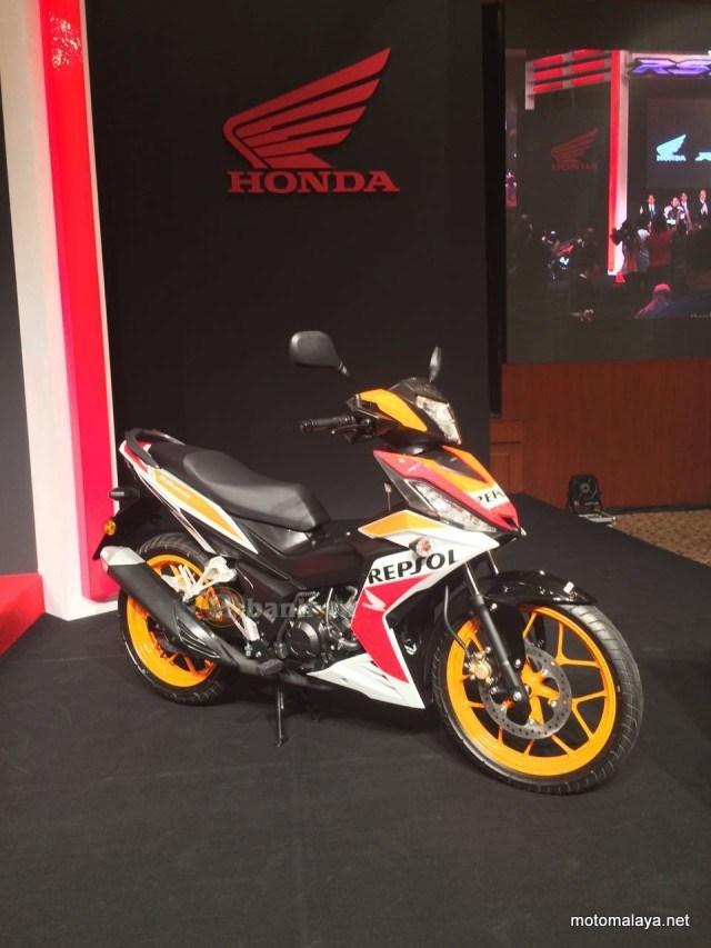 Honda Winner 150 Phiên bản Repsol
