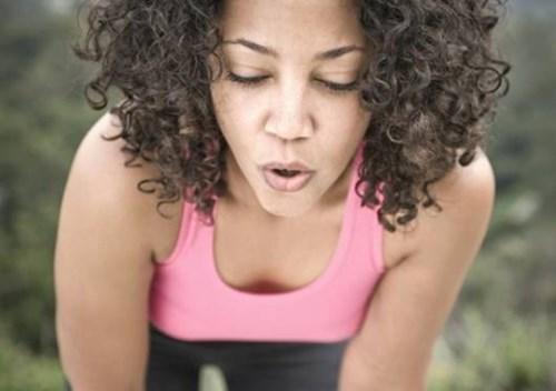 Thở sai cách khiến sức khẻo bạn yếu đi