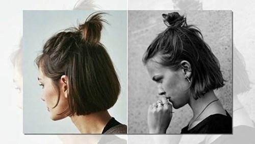 4 kiểu tóc ngắn cực xinh đáng để bạn nữ thử nghiệm