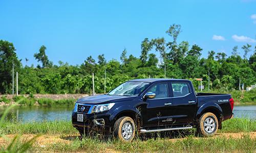 Chi tiết Nissan NP300 Navara EL
