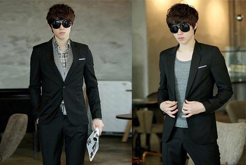 Những kiểu khoác vest nam đẹp cho chàng đẳng cấp dự tiệc