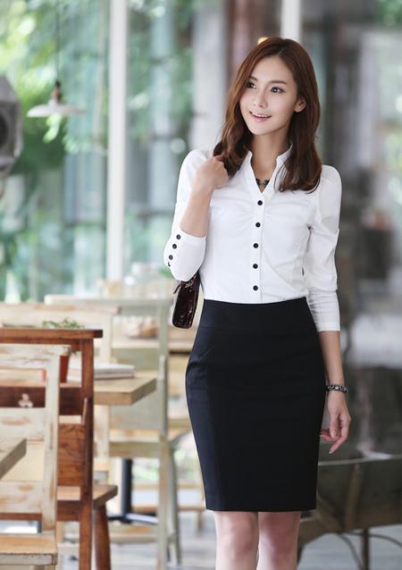 Thời trang Hàn Quốc cho các nàng công sở sành điệu