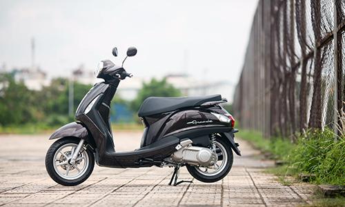 Hình ảnh chi tiết Yamaha Grande Premium 2016