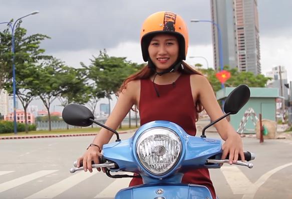 Yamaha Janus - xe tay ga mới dành cho sinh viên