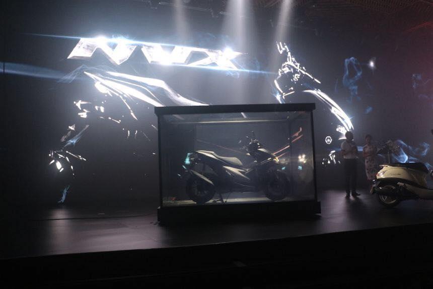 Yamaha NVX và bí ẩn được hé lộ
