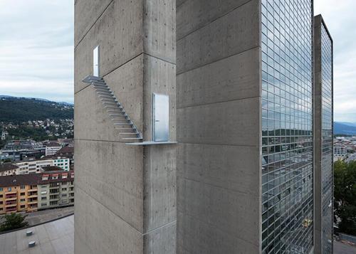 Hình ảnh những cầu thang nguy hiểm nhưng được khen ngợi