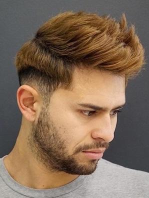 """Đẹp trai phong cách đón Tết với những kiểu tóc dự """"gây bão"""""""