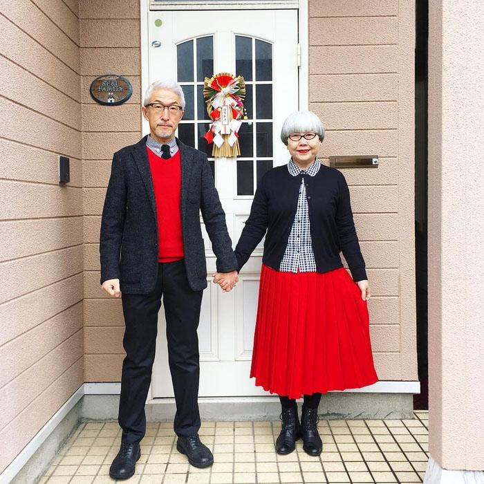 Những cặp vợ chồng già vẫn khiến nhiều đôi trẻ phải ngưỡng mộ