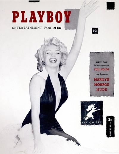 Những mỹ nhân đình đám trên bìa tạp chí Playboy