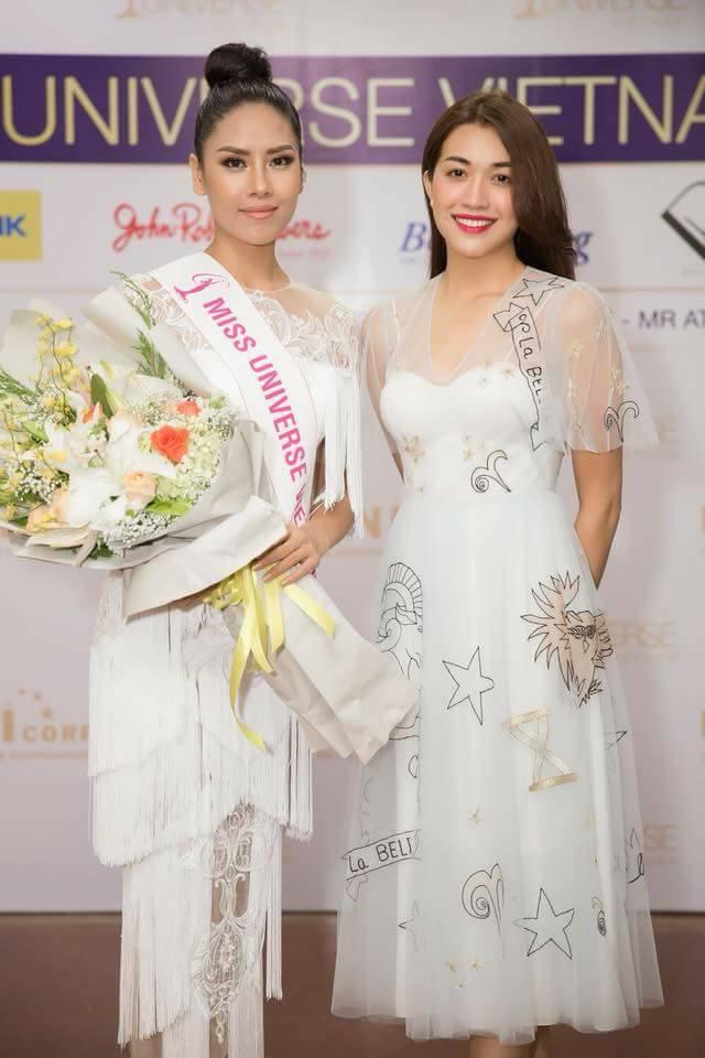 Đại diện Việt Nam thi Miss Universe là Nguyễn Thị Loan