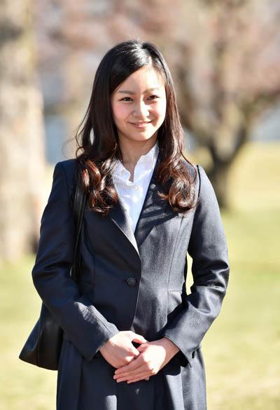 Thời trang tuổi đôi mươi của công chúa Nhật Bản