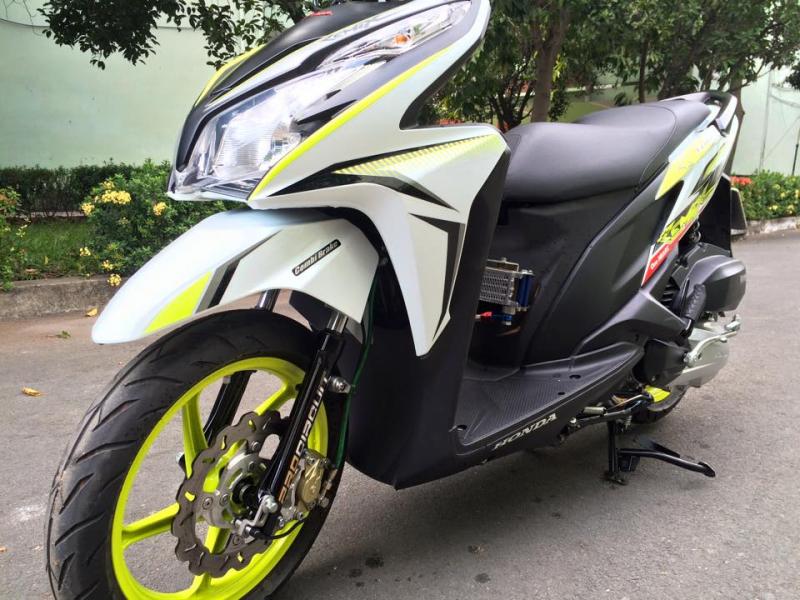 Honda Click phiên bản đặc biệt độc đáo