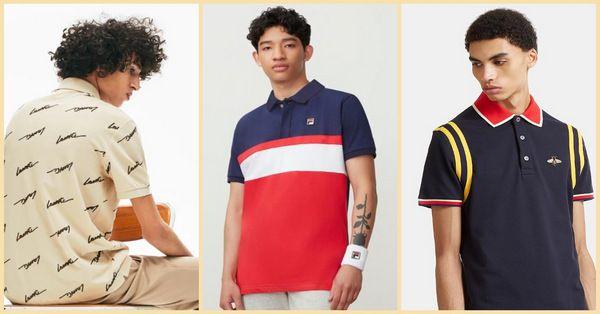 Cách mặc áo polo cho mùa hè sắp tới