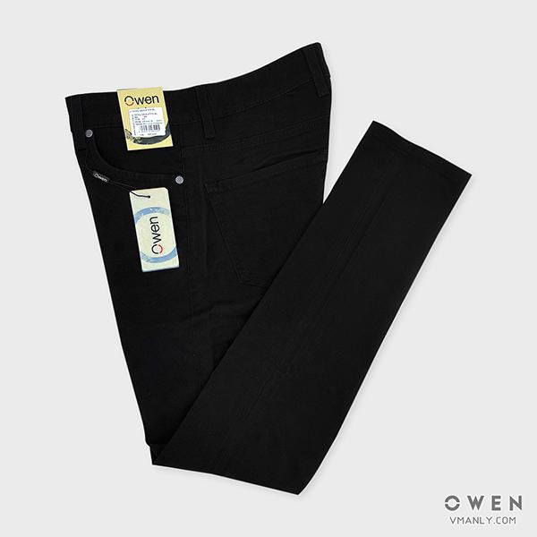 Cách phối đồ với quần kaki Owen độc đáo