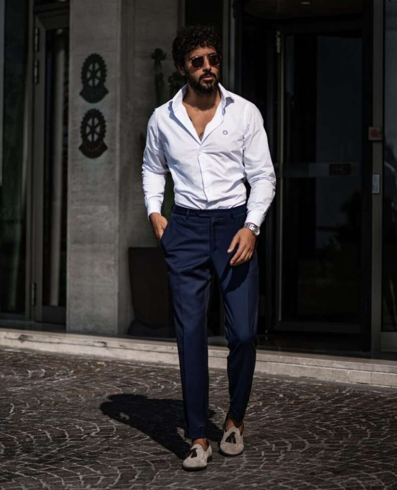 6 cách phối đồ công sở giúp chàng định hình style đi làm phong cách