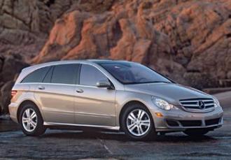 Mercedes độc chiếm top dòng xe SUV hạng sang