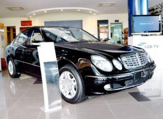 Hãng Mercedes-Benz Việt Nam giảm giá xe
