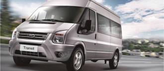 Năm 2013 Ford Transit bùng nổ thị trường tại Việt Nam
