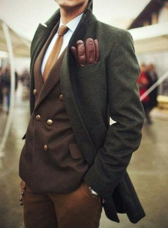"""Cà vạt: """"thế lực ngầm"""" của quý ông có thể bạn chưa biết"""