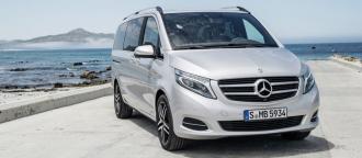 Hãng Mercedes-Benz trình làng xe gia đình 8 chỗ ngồi