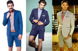 4 tuyệt kĩ giúp nam giới mặc vest cộc lịch lãm