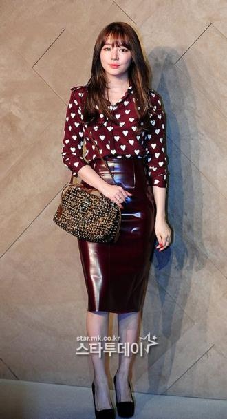Gu thời trang sành điệu của Yoon Eun Hye