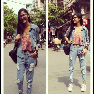 Ngắm sao Việt đẹp mỗi người một vẻ cá tính