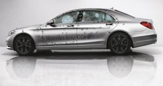 Mercedes-Benz dòng S-Class Guard 2015, siêu xe chống bom đạn dành cho VIP