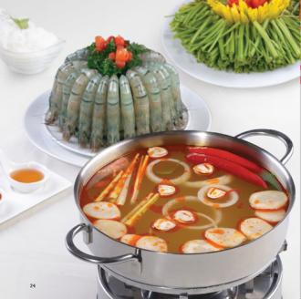 Phương pháp chế biến lẩu ngon của các đầu bếp Việt