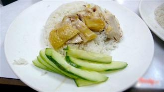 Trưa Sài Gòn với món cơm gà ngon tuyệt