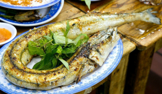 10 món ngon khi ghé thăm biển Nam Du