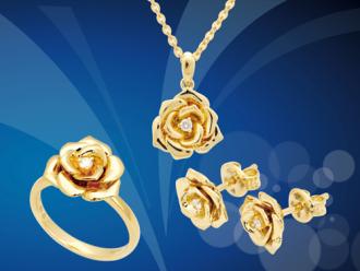 BST nữ trang SJC 'Hương sắc vàng' đầy tinh tế