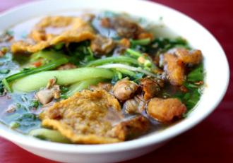 Ba biến tấu lạ miệng của món bún ở Hà Nội