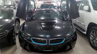 3 lý do khiến đại gia Việt mê mệt BMW i8