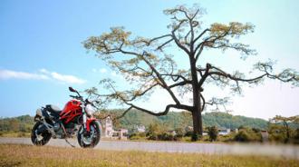 Ngắm bộ ảnh chất 'phát hờn' về Ducati Monster 795