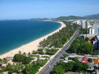 Ngắm vẻ đẹp trong xanh ở Hòn Tằm, Nha Trang