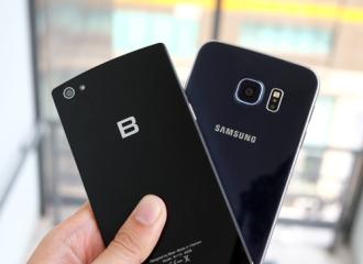 Bphone VS camera với Samsung Galaxy S6 Edge