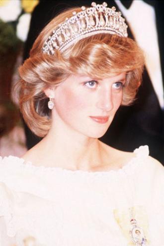Kiểu tóc của các người đẹp hoàng gia Diana, Kate Middleton, Grace Kelly