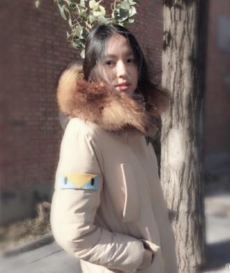 Mặt mộc của Hoa hậu Trương Tử Lâm