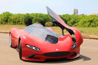 Ngắm xe tự thiết kế siêu đẹp 100 triệu VNĐ của chàng trai 27 tuổi
