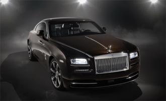 Rolls-Royce Wraith lấy cảm hứng từ âm nhạc