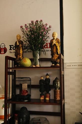 Bếp chay của Phạm Hồng Phước hút khách Sài Gòn