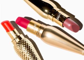 Christian Louboutin gây 'sốt' với son môi hình viên đạn