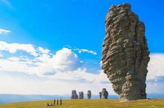 Ghé thăm 7 gã khổng lồ trong truyền thuyết của nước Nga
