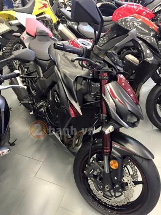 Hình ảnh Kawasaki Z1000 2016 tại đại lý phân phối