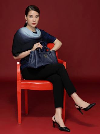 'Trương Ngọc Ánh' người phụ nữ đẹp và tài năng trong nhiều lĩnh vực.