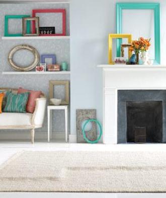 22 gợi ý trang trí tủ hút mắt cho nhà xinh