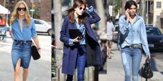 3 cách mặc denim tuyệt đẹp cho nữ công sở ngày nắng hanh