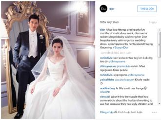 Có thể bạn chưa biết váy cưới của Angela Baby có giá hơn 900 tỷ đồng ?